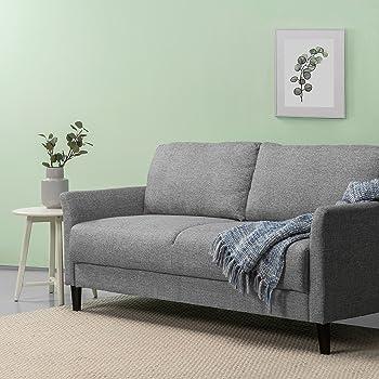 Zinus Jackie Classic Upholstered Sofa