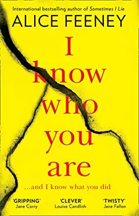 I Know Who You Are: A dark, chilling and clever psychological thriller with a killer twist (English Edition)