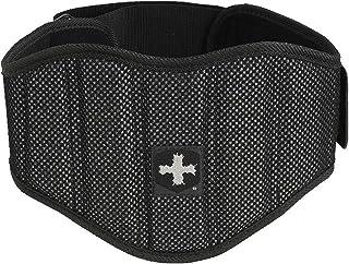 Harbinger-Gym Exercise Belt Firm Fit Contoured Belt - Black - 360999