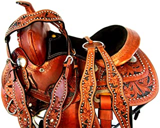 Top 10 Handmade Horse Saddles of 2019 - Reviews Coach