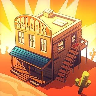 Wild West Saga: Idle Tycoon Tap Clicker Game