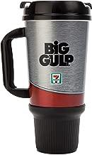 7-Eleven Big Gulp Insulated Travel Mug (32 oz, Silver)
