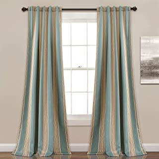 Best vertical striped drapes Reviews