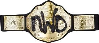 WWE NWO Championship Belt Frustration-Free Packaging