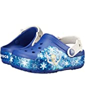 Crocs Kids - CrocsLights Frozen Clog (Toddler/Little Kid)