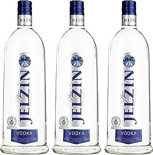 Jelzin Vodka 3er Pack 3 x 0.7 l