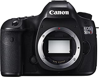 Canon EOS 5DS R Digital SLR with Low-Pass Filter Effect Cancellation (Body Only) (Renewed)