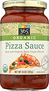 365 Everyday Value, Organic Pizza Sauce, 14 oz