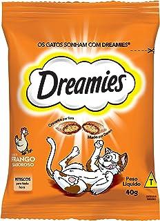 Petisco Para Gatos Dreamies Frango Adultos 40g