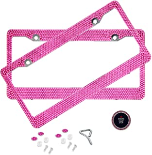 hot pink car accessories