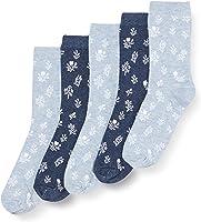 HIKARO Women's Ankle Socks, Pack of 10
