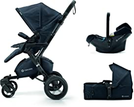 Concord Neo Mobility Set - Sistema modular neo + scout + air 0+, Color Cosmic Black