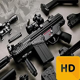 Awesome Gun HD FREE Wallpaper
