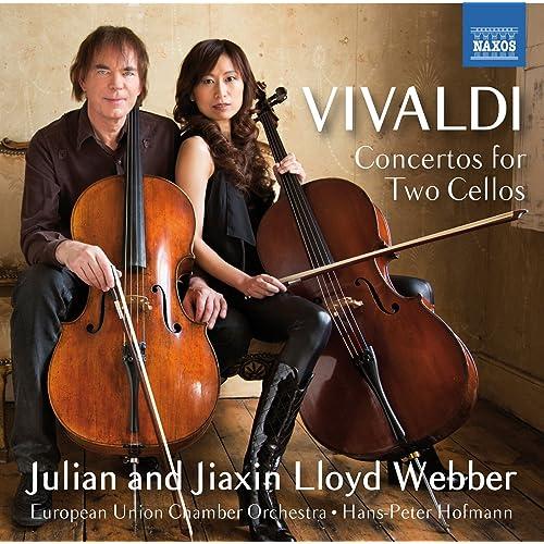 Vivaldi: Concertos for 2 Cellos by Julian Lloyd Webber on Amazon