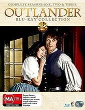 Outlander: Seasons 1-3 Region Free