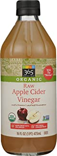 365 Everyday Value, Organic Raw Apple Cider Vinegar, 16 fl oz
