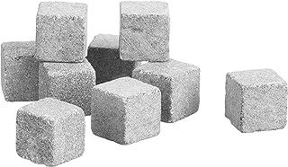 フッカデザイン アイス&ホットキューブ ソープストーン 2×2×2cm 17019 9個セット