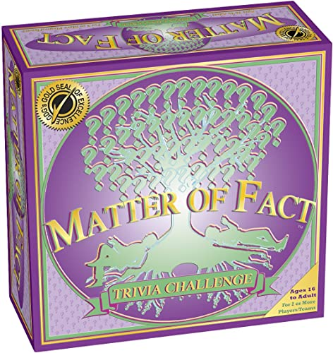 MATTER OF FACT - The Trivia Challenge Game