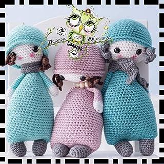 Amazon.es: muñecos de ganchillo - Juguetes y juegos: Handmade