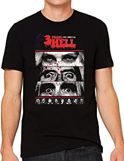 3 FROM HELL T shirt Men Women Kids Sizes XS - 5XL 100% Cotton Movie Tee Black Horror Rob Zombie Sequel Gift