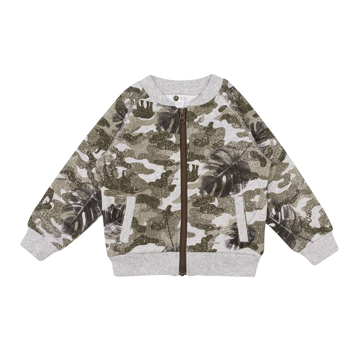 Comfortable and Stylish Petit Lem Big Jacket Top for Boys