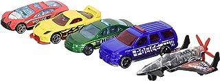 Hot Wheels HW City Police Pursuit-5 pack