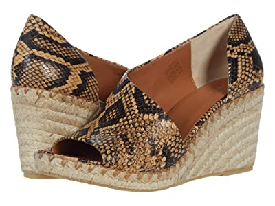 Vince Sonora (Timber Azzurra Snake Print) Women
