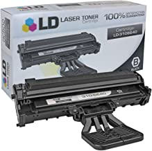 LD Compatible Toner Cartridge Replacement for Dell 310-6640 J9833 (Black)