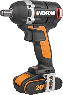 Sponsored Ad – WORX WX279 18V (20V MAX) Cordless Brushless Impact Wrench with 2 x 2.0Ah Batteries