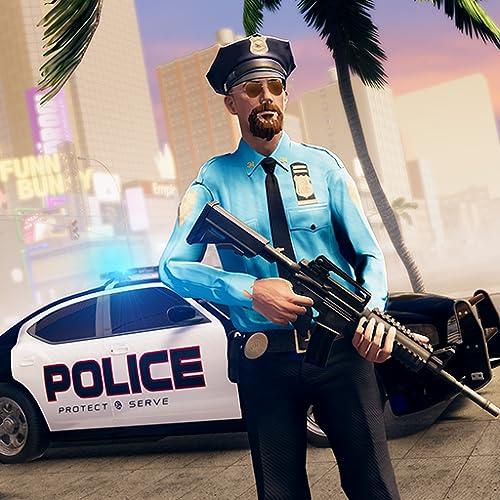 Historia de la policía Real Gangster Vice Duty Crime City Criminal Case 3D: Policías Vs Gangster Survival Mission Acción Aventuras Emocionante Simulador de juegos Gratis para niños 2018