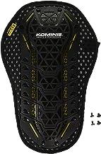 コミネ(KOMINE) バイク用 CEレベル2バックインナープロテクター ブラック L SK-829 1239 CE規格レベル2