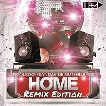 Home (feat. Davide Mutendji) [Chris Hart Remix]