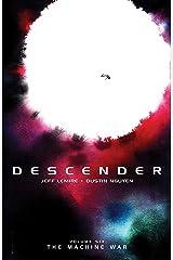 Descender Vol. 6: The Machine War Kindle Edition