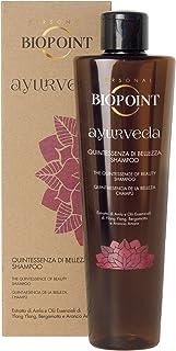 Biopont Ayurveda Shampoo Quintessenza di Bellezza Delicato, Capelli Luminosi, Forti e Morbidi - 200 ml