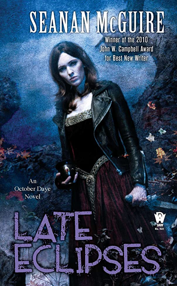 Late Eclipses (October Daye Series Book 4)