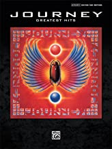 Journey -- Greatest Hits: Authentic Guitar TAB (Authentic Guitar-Tab Editions)