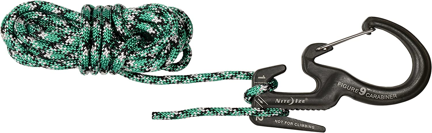 Niteize CARABINER Columbus Mall 9 FIGURE In stock