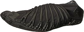 Vibram FiveFingers Women's Vibram Furoshiki Original Low-Top Sneakers, Black, 9/9.5 UK