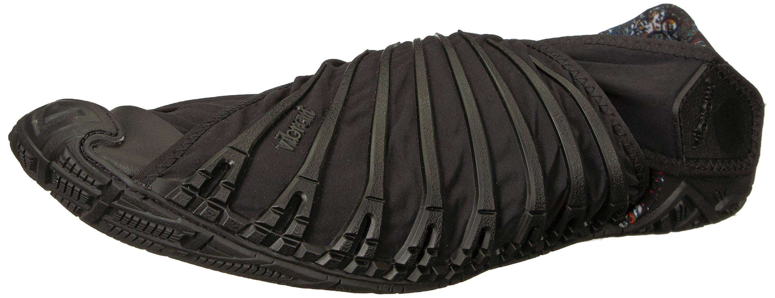 Vibram Womens Furoshiki Black Sneaker
