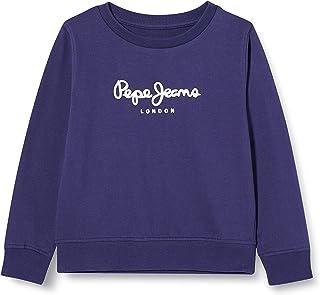 Pepe Jeans Winter RONIT Suéter, Azul (571), 128/Talla 8 para Niños