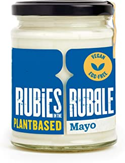 Rubies in the Rubble Plant Based Mayo | 6 x 240g