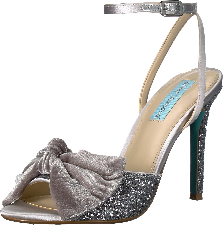 Betsey Johnson Womens SB-Jilly Heeled Sandal