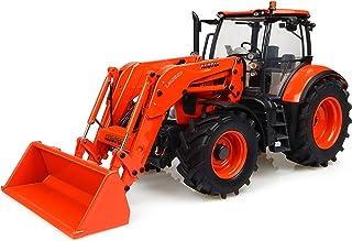 Universal Hobbies - UH 4940 - Tractor - Kubota M717 con el Cargador Frontal - 1