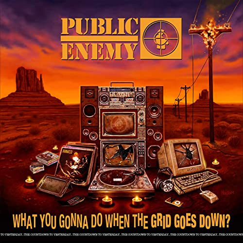 What You Gonna Do When The Grid Goes Down? [Explicit]