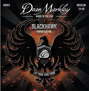 Dean Markley Blackhawk Coated Electric Guitar Strings 10-46