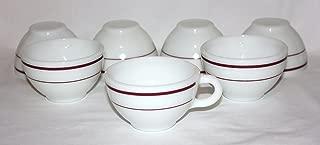 Set of 6 - Vintage Corning Pyrex Tableware
