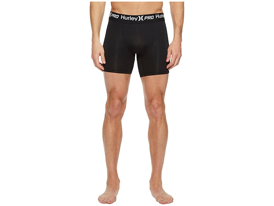 Hurley Pro Light Dri-Fit Undershorts (Black) Men