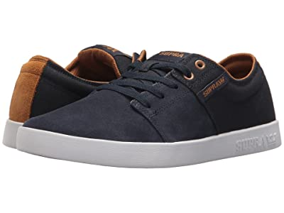 Supra Stacks II (Navy/Tan/White) Men