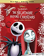 NIGHTMARE BEFORE CHRISTMAS, THE TIM BURTON'S