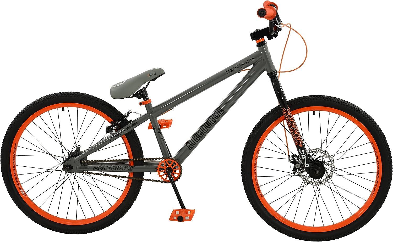 mejor moda Zombie Boy Airbourne para Bicicleta, Color Color Color gris Naranja, Talla 24  muchas concesiones